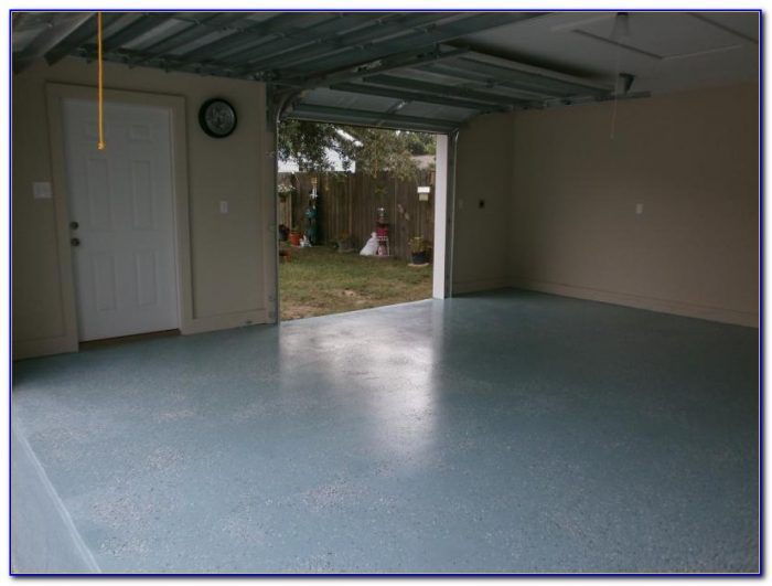 Valspar Garage Floor Coating Kit