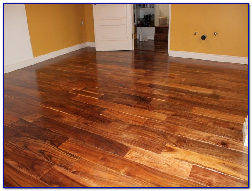 What Is Engineered Click Hardwood Flooring