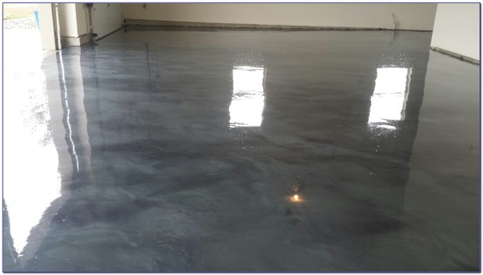 What Is Epoxy Resin Flooring