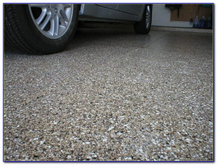 What Is Metallic Epoxy Flooring