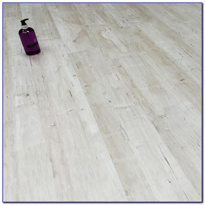 White Oak Vinyl Plank Flooring