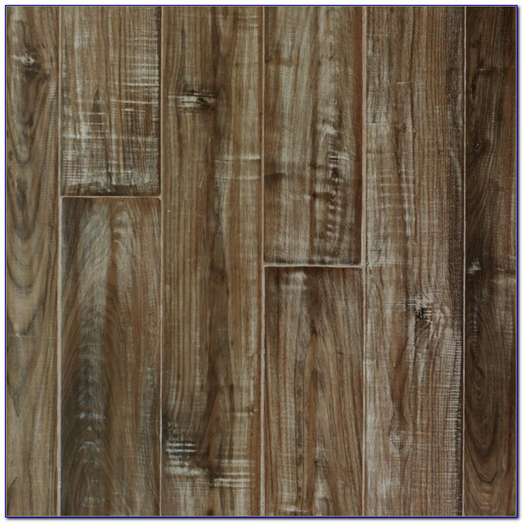 White Washed Walnut Laminate Flooring