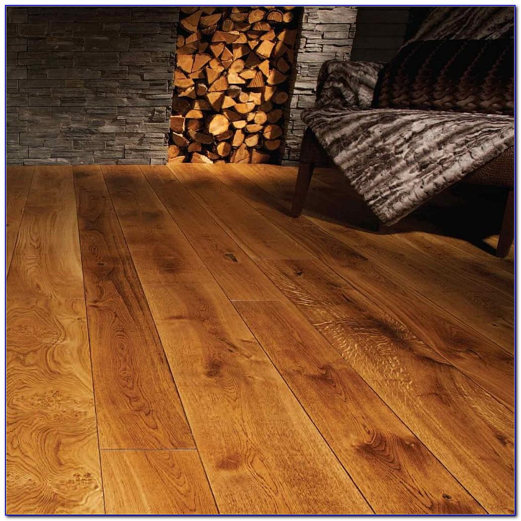 Engineered Wide Plank Reclaimed Wood Flooring