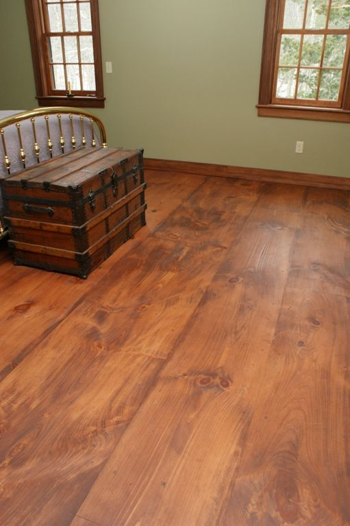 Wide Plank Pine Flooring Ct