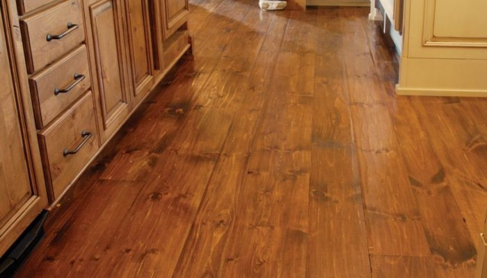 Wide Plank Pine Flooring Ontario