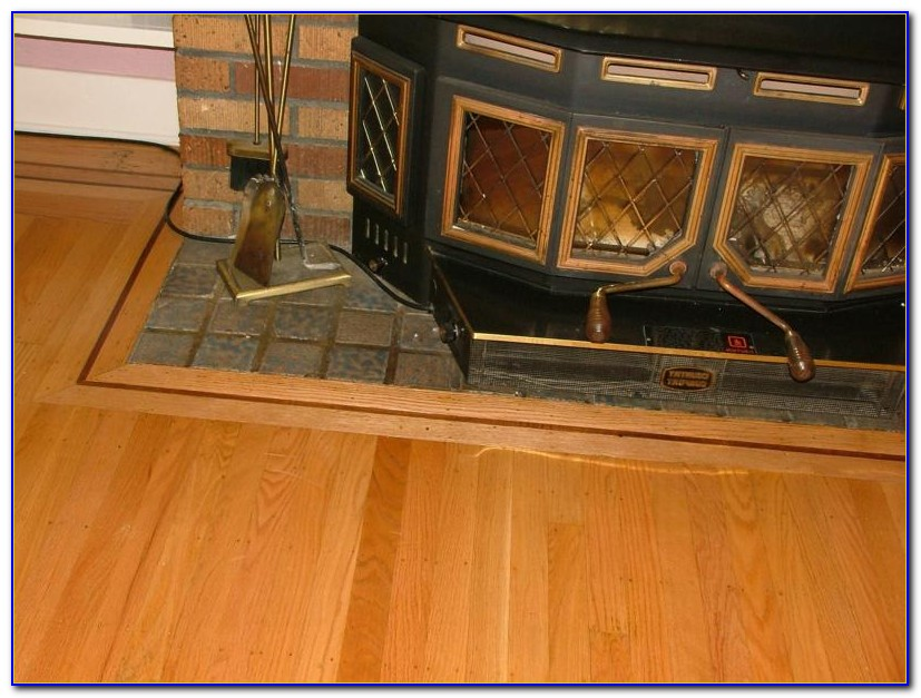 Wood Stove Floor Protection Material