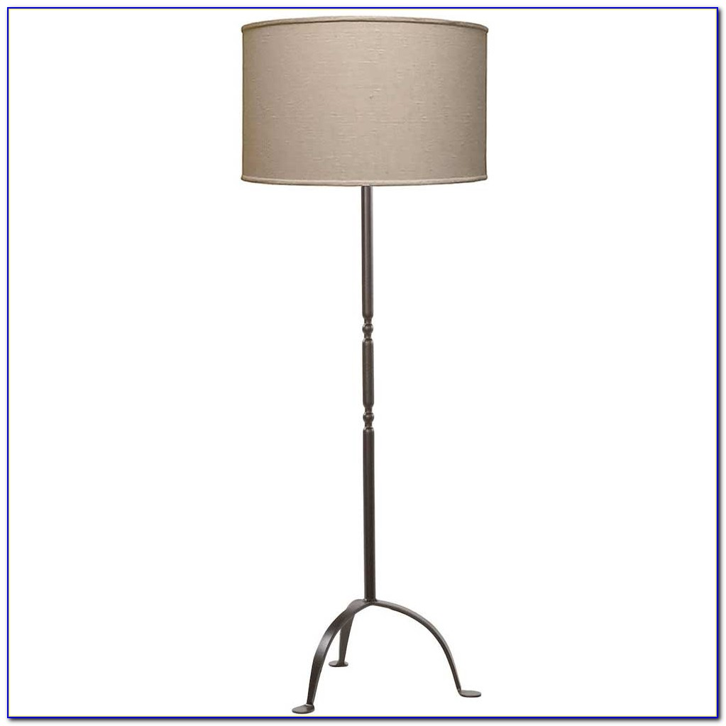 Wrought Iron Floor Lamps Antique