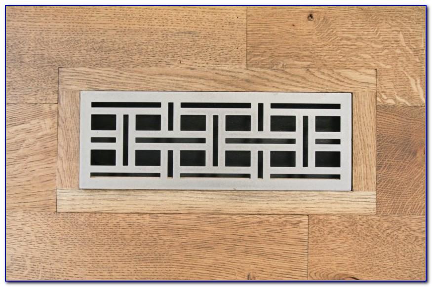 2 X 12 Wood Floor Vent Covers