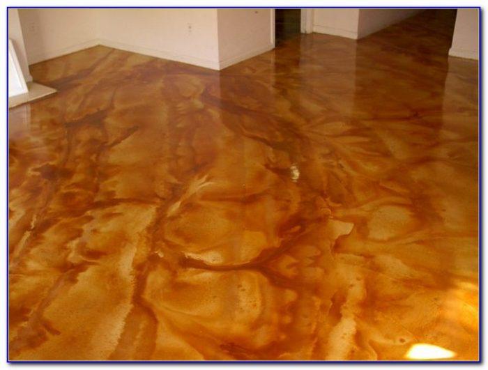 Acid Staining Concrete Floors Australia