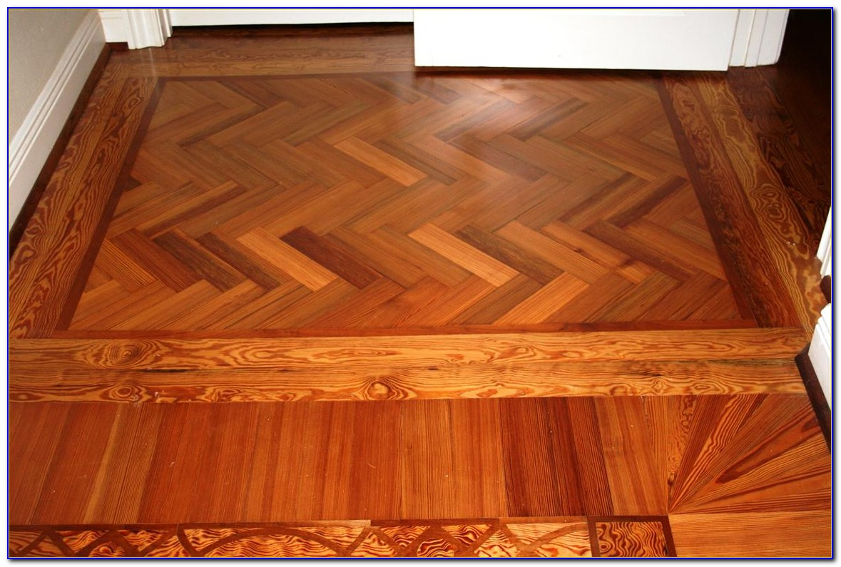 Antique Heart Pine Flooring Alabama