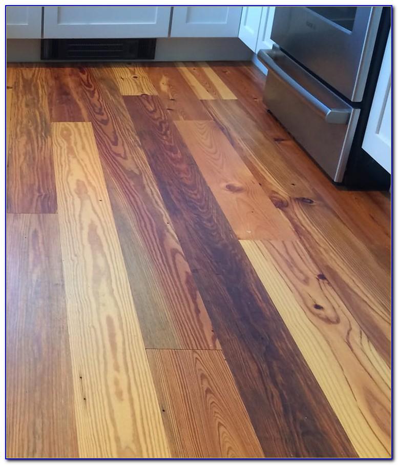 Antique Heart Pine Flooring Louisiana