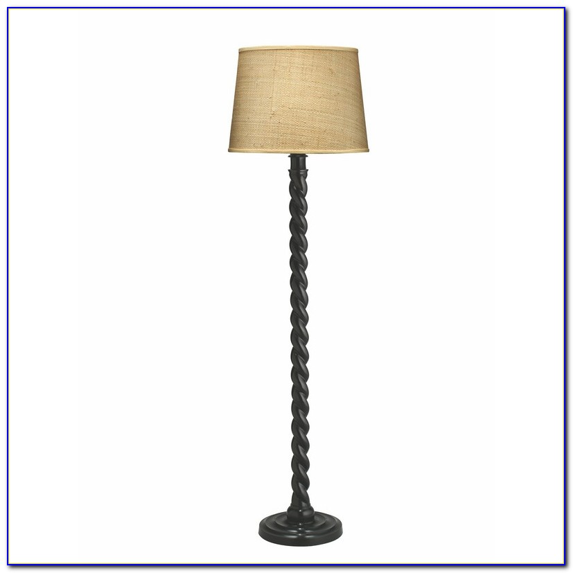 Barley Twist Floor Lamp