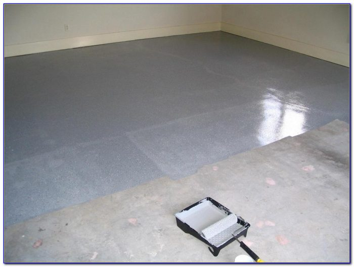 Behr Concrete And Garage Floor Paint