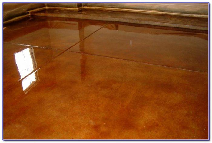 Best Concrete Stain Garage Floor