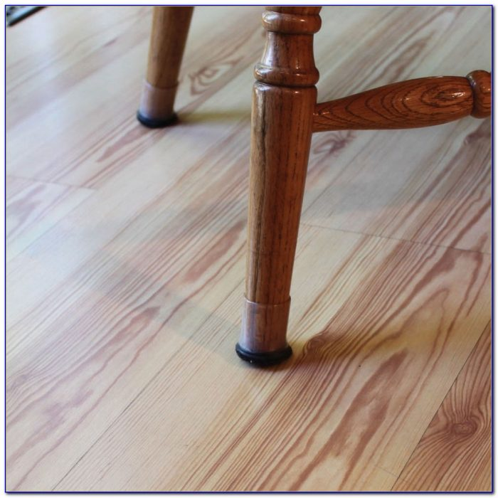 Wood Floor Chair Protectors Flooring Home Design Ideas