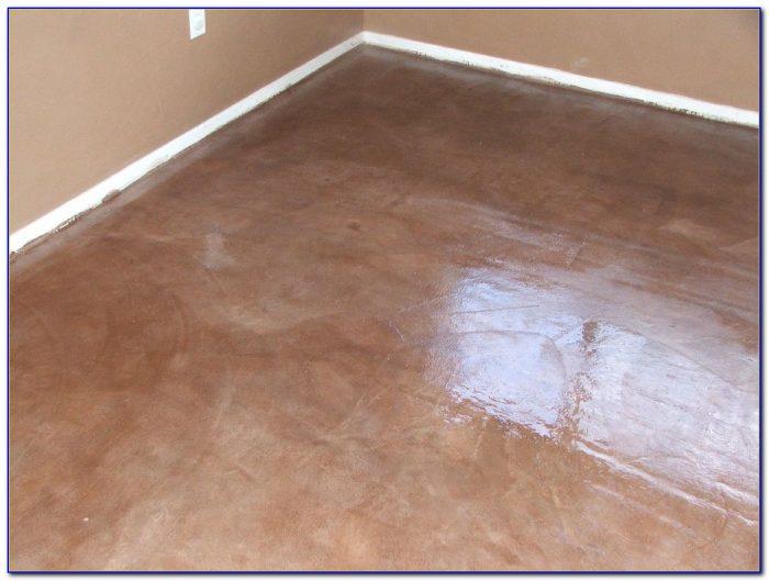 Retrofit Radiant Floor Heating Slab Flooring Home