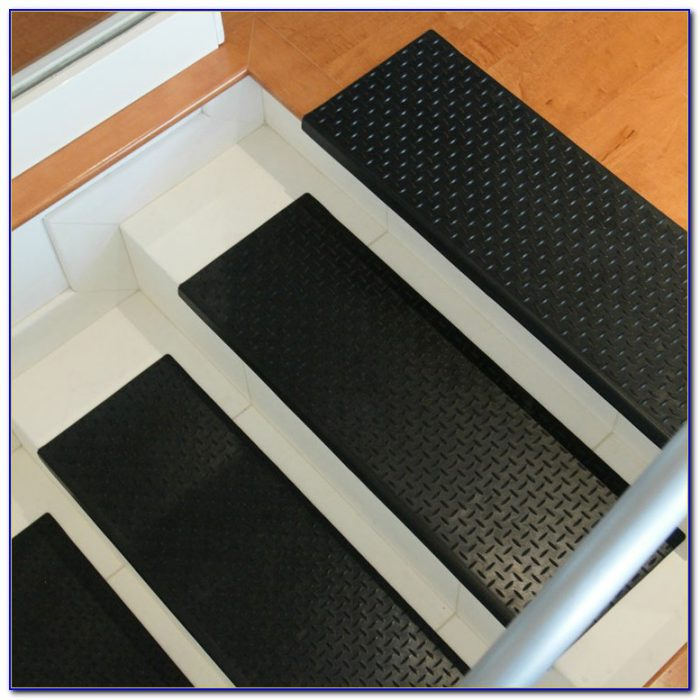 Black Diamond Plate Rubber Flooring