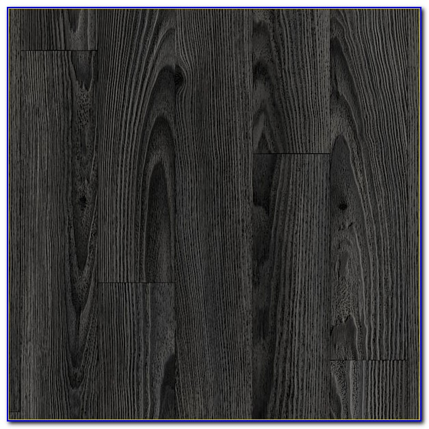 Black Oak Vinyl Plank Flooring