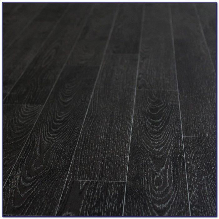 Black Vinyl Plank Flooring
