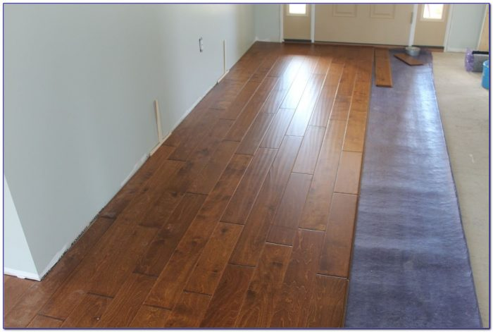 Best flooring options over concrete slab