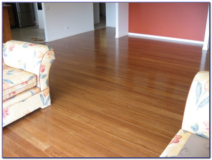 Can You Steam Clean Bamboo Floors