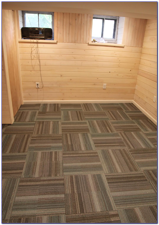 Carpet Tiles For Concrete Basement Floor