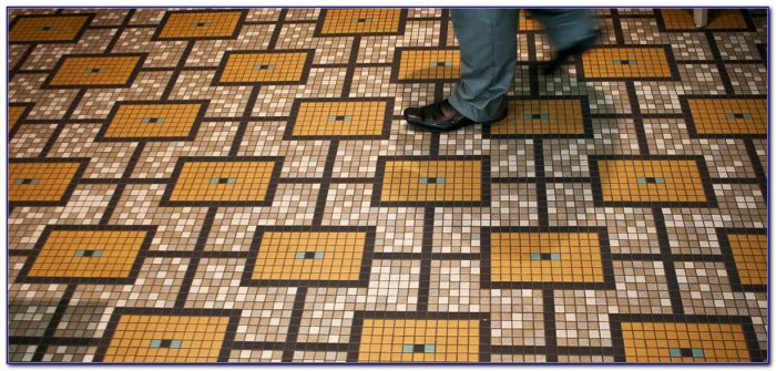 Ceramic Mosaic Floor Tile Patterns