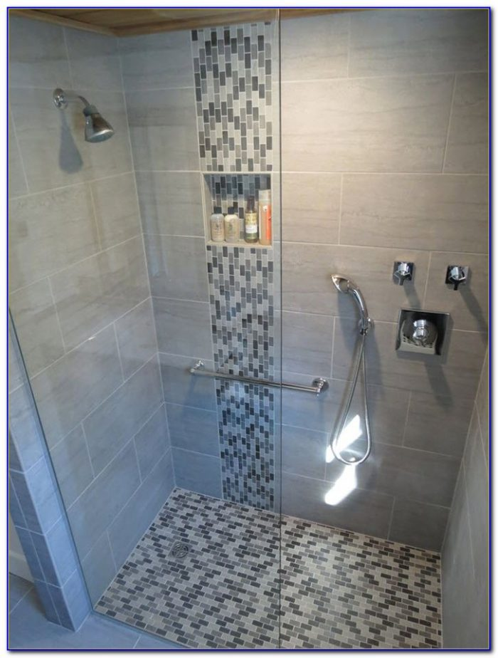 Ceramic Mosaic Tiles Bathroom