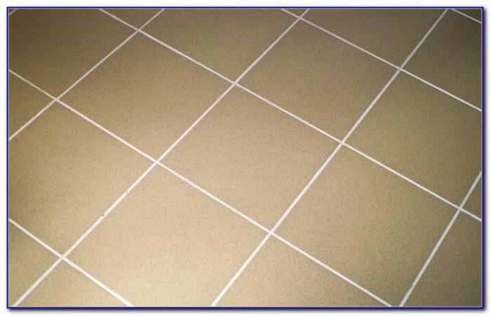 Cleaning Tile Floor Grout Vinegar