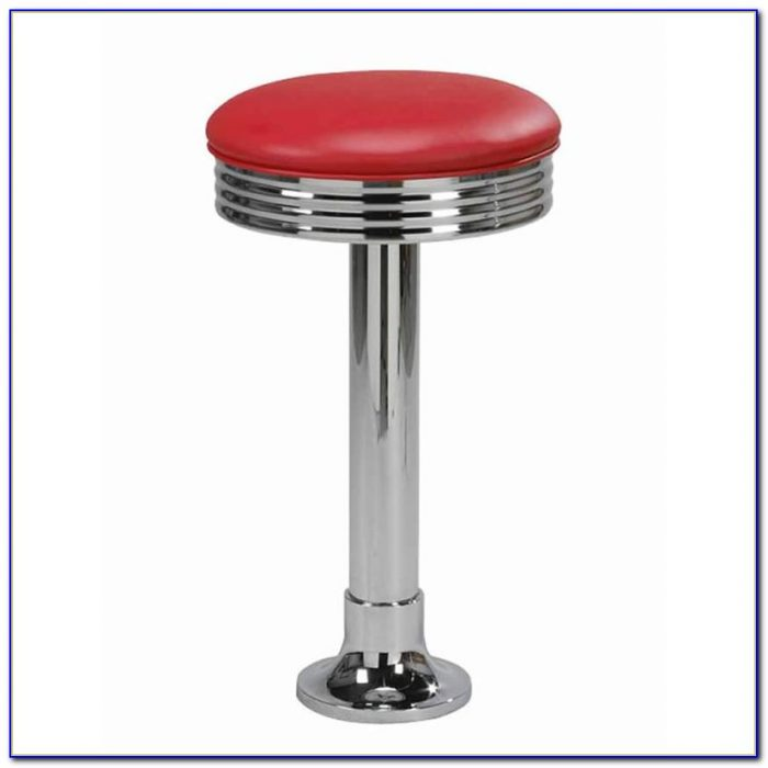 Commercial Floor Mounted Bar Stools