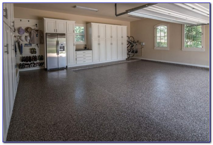 Concrete Garage Floor Epoxy Coatings