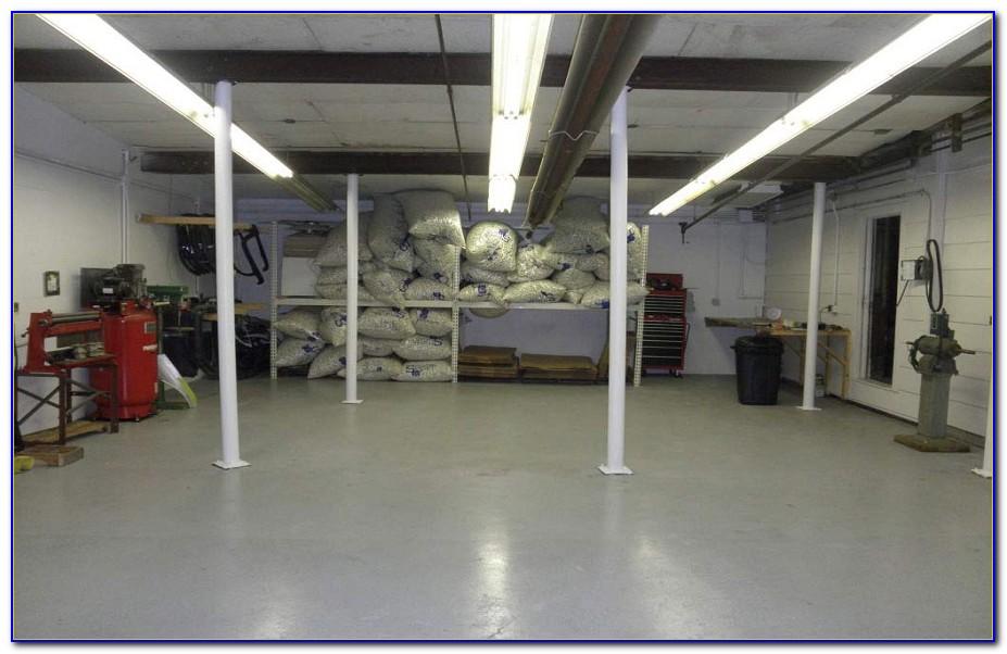 Concrete Garage Floor Paint