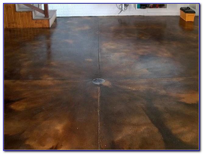 Best concrete stain garage floor flooring home design for Garage ad stains