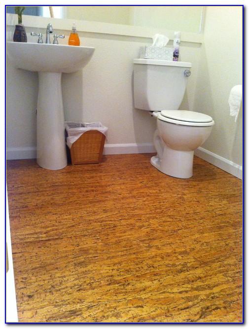 Cork Floor In Basement Bathroom Flooring Home Design Ideas Qvp2vbpqpr95464
