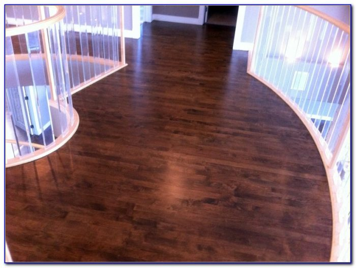 Deep Cleaning Old Hardwood Floors