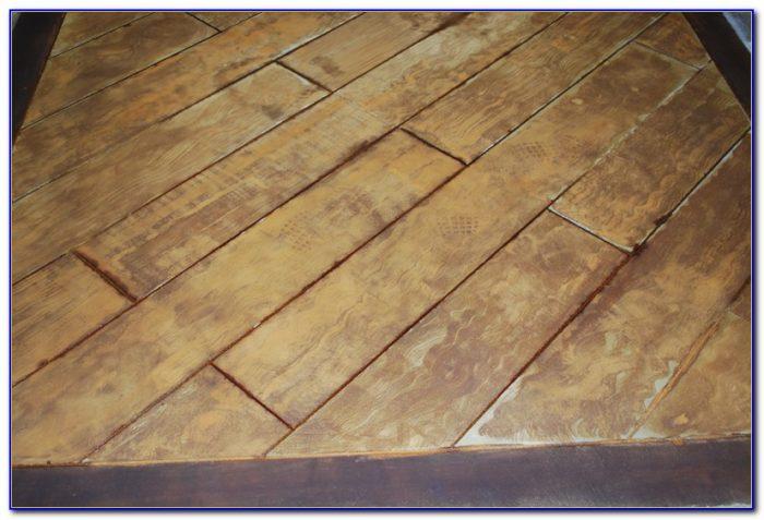 Engineered Hardwood Floor Over Concrete Slab Flooring