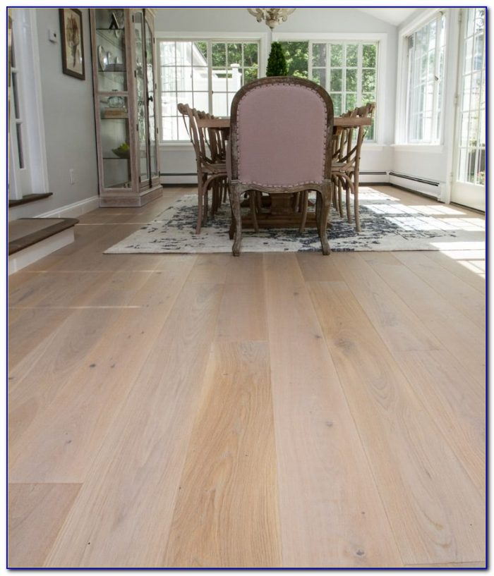 Engineered Wide Plank Flooring