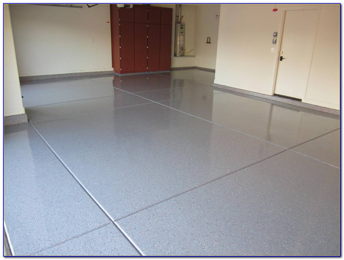 Epoxy Coat Garage Floor Kit