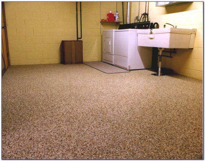 Epoxy Coating For Concrete Basement Floors