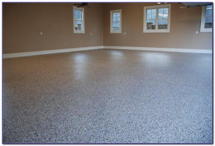 Epoxy Paint For Basement Floors