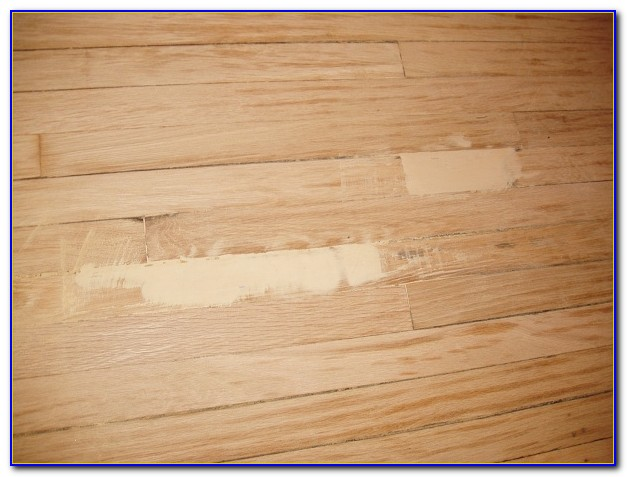 Epoxy Wood Filler For Hardwood Floors