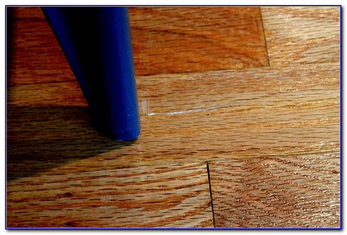 Fix Hardwood Floor Scratches Iron