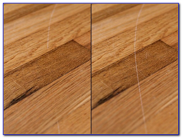 Fix Hardwood Floor Scratches Using Mayonnaise
