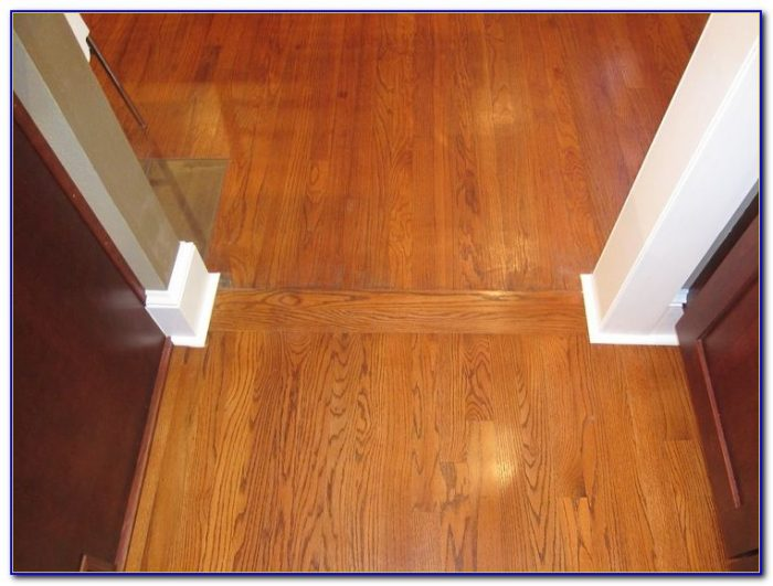 Flexible Transition Strip For Laminate Flooring