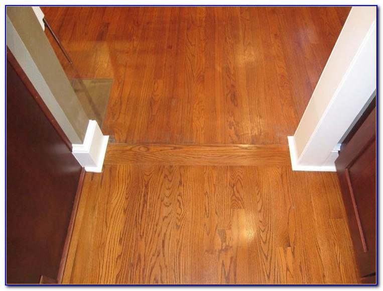 Flexible Transition Strip For Laminate Flooring