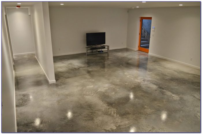 Floating Floor On Concrete Basement Flooring Home Design Ideas
