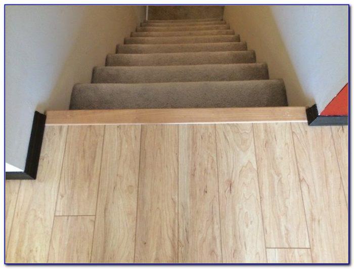Vinyl Plank Flooring Stair Nose Flooring Home Design