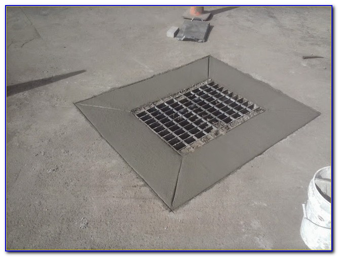 Floor Drain Catch Basin