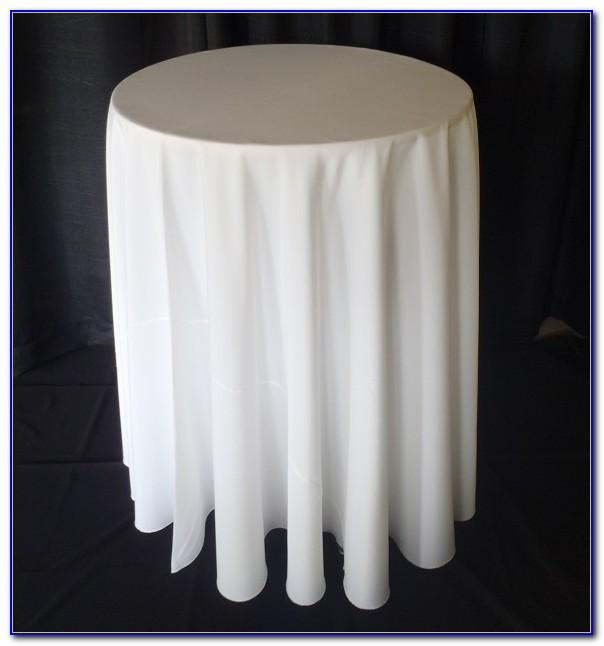 Floor Length Plastic Tablecloths