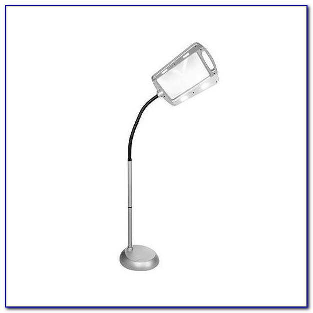 Floor Standing Magnifier Lamp